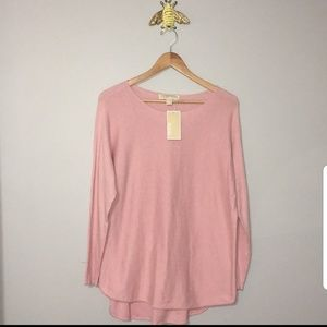 NWT Michael Kors Tunic Sweater